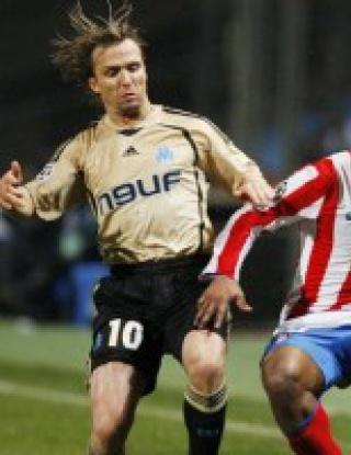 Олимпик Марсилия - Атлетико Мадрид - 0:0 (видео)