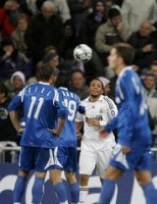 Реал Мадрид - Зенит Санкт Петербург - 3:0 (видео)