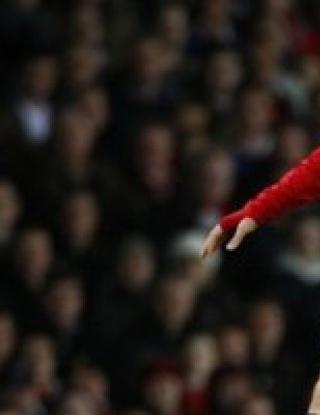 Бербатов фаворит за първи голмайстор срещу Тотнъм