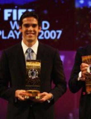 ФИФА обяви номинациите за футболист на годината
