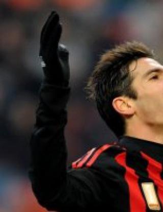 Милан губи Кака, бразилецът се подлага на операция