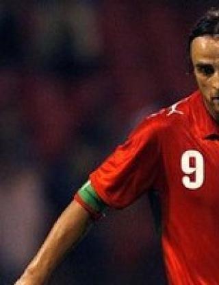 Бербатов единствен футболист в Топ 10 на Балканите