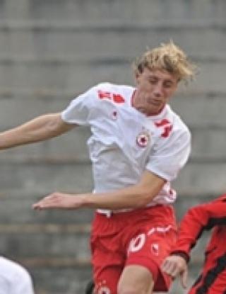 Иван Иванов пред трансфер в Селтик