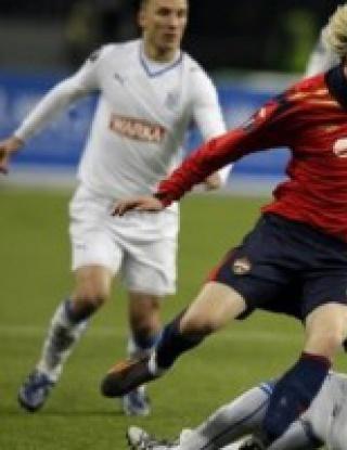 Играч на ЦСКА пред трансфер в Реал Мадрид