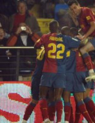 Барса фаворит в Шампионска лига според родния букмейкър