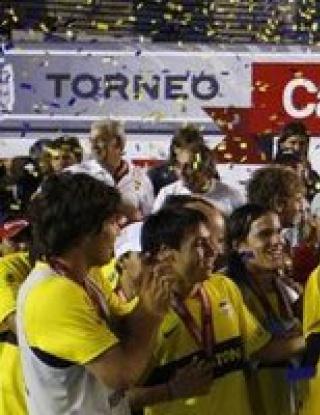 Бока Хуниорс стана шампион на Аржентина