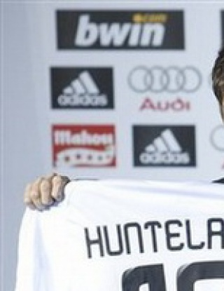 Хунтелаар грабна 83% любов от феновете на Реал