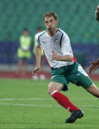 Георги Пеев бягал най-много по терените в Русия