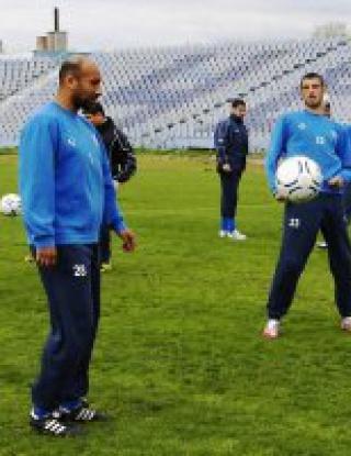 Назначиха Диян Петков за треньор на Нафтекс