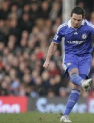 Лампард: Юнайтед ще накаже и най-малките ни грешки