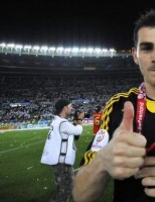Избраха Касияс за най-добър вратар в света, Шави е плеймейкър №1