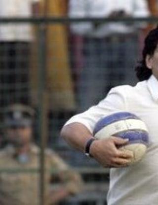 Марадона съветва Тевес да премине в Интер