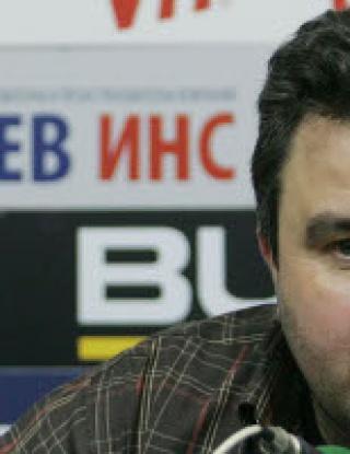 Ивайло Дражев се кандидатира за президент на БФС