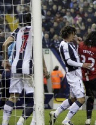 Уест Бромич - Манчестър Юнайтед - 0:5 (видео)