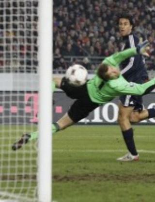 Купа на Германия: Щутгарт - Байерн Мюнхен - 1:5 (видео)