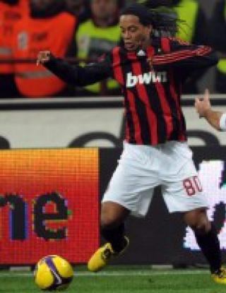 Милан - Дженоа - 1:1 (видео)