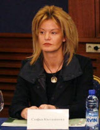 Стефка Костадинова е почетен гост на Конгреса
