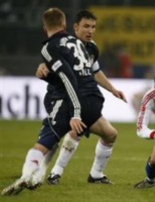 Хамбургер - Байерн Мюнхен - 1:0 (видео)