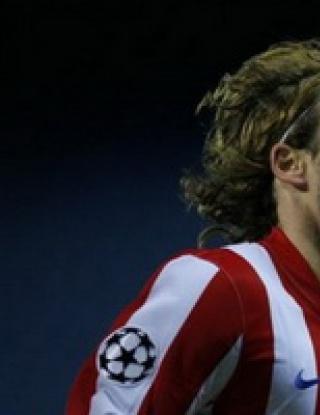 Форлан напуска Атлетико, иска да играе в голям отбор