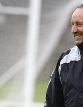 Ман Сити вади оферта за Рафаел Бенитес