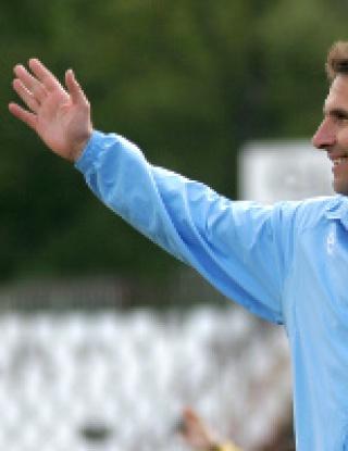 Херо с първа победа в Амкар, Кушев отново бележи