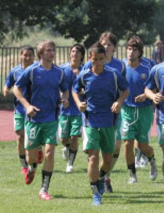 Юношите на България най-накрая победиха, с дузпи