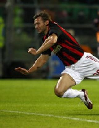 След Кака, Милан изгуби и Шевченко за дербито с Интер