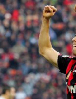 Кака е най-добрият бразилски футболист в Европа
