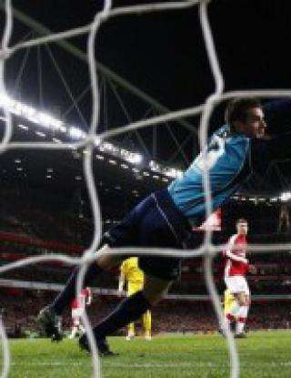 ФА Къп: Арсенал - Кардиф 4:0 (видео)