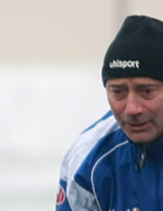Емил Велев: Да си треньор на Левски е опасно