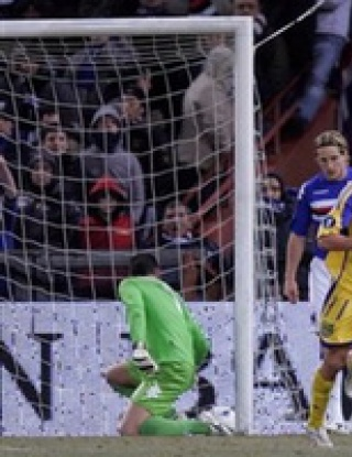 Твърд метал удари Сампдория, три класики след снощните мачове за УЕФА
