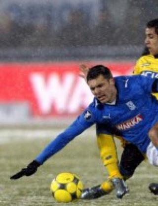 Купа на УЕФА: Лех Познан - Удинезе - 2:2 (видео)
