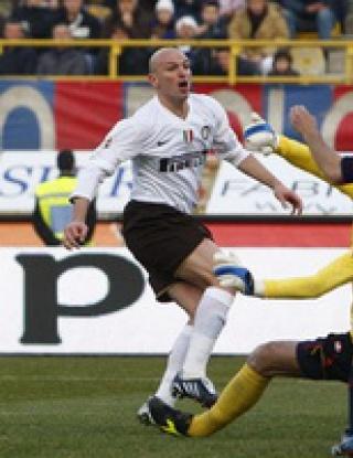 Пренебрегваният Балотели донесе победата на Интер
