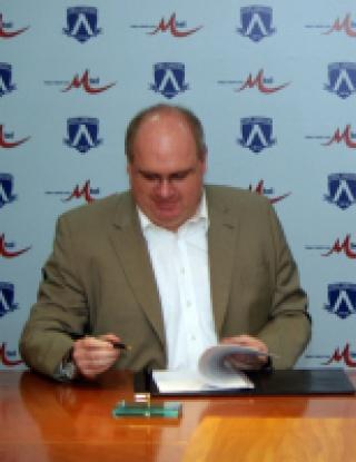 """Левски и \""""М-Тел\"""" подписаха нов договор"""