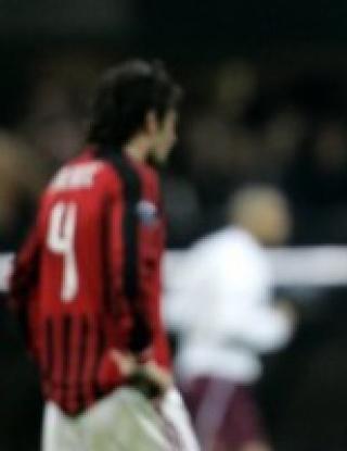 Милан губи защитник до края на сезона