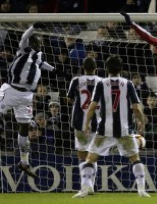 Уест Бромич - Арсенал - 1:3 (видео)