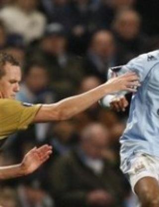 Ман Сити направи важна крачка към 1/4-финалите, без изненади в УЕФА (видео)