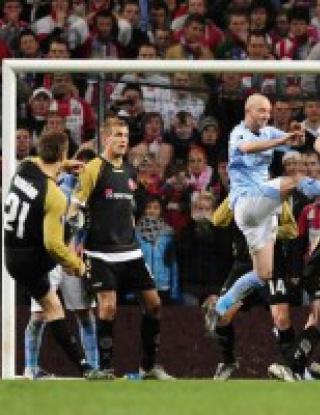 УЕФА Къп: Манчестър Сити - Олборг - 2:0 (видео)
