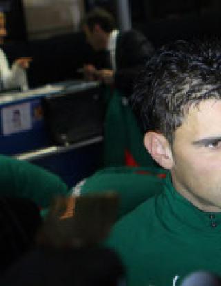Вальо Илиев скочи срещу Мъри, няма да играе за България