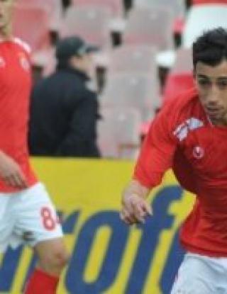ЦСКА излезе на върха в класирането след победа над Спартак Вн