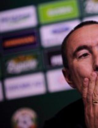 Мъри Стоилов без договор с националния заради Дражев?