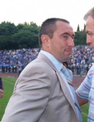 Сираков: Хората очакват победи, за да дойдат на стадиона
