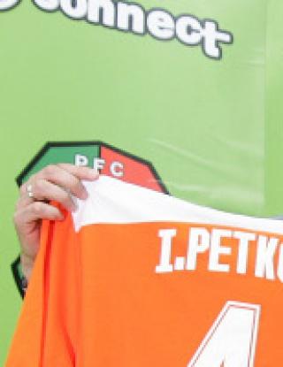 Ивайло Петков на линия за дербито с Левски