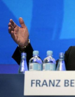Бекенбауер: Това бе най-слабият ни футбол, игран някога