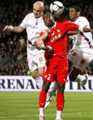 Монако свали Олимпик Лион от върха, Марсилия е новият лидер
