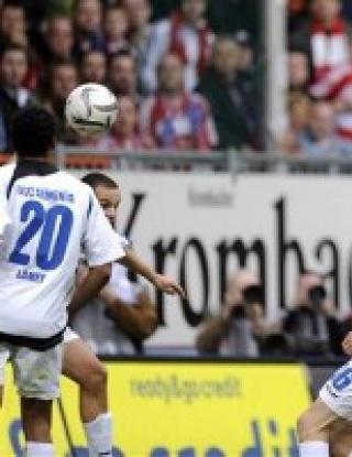 Арминия Билефелд - Байерн Мюнхен - 0:1 (видео)