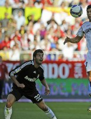 Севиля - Реал Мадрид -2:4 (видео)