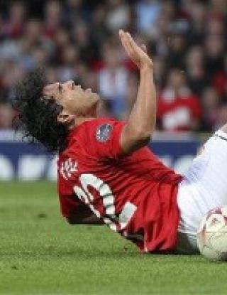 Манчестър Юнайтед - Арсенал - 1:0 (видео)