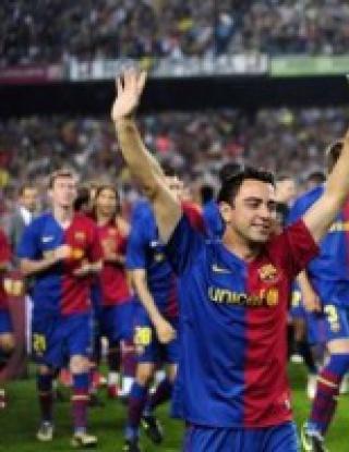 Барселона - Осасуна - 0:1 (видео)