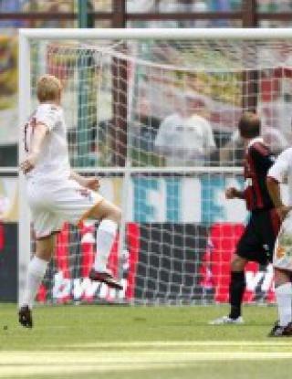 Милан - Рома - 2:3 (видео)